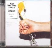 YEAH YEAH YEAHS  - CD IT'S BLITZ