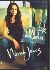 JONES NORAH  - DVD LIVE IN NEW ORLEANS
