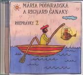 PODHRADSKA CANAKY  - CD ROZPRAVKY 2 A VESELE