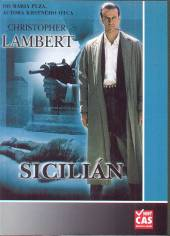FILM  - DVP Sicilián (The Sicilian) DVD