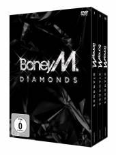 BONEY M.  - DVD BONEY M.-DIAMOND