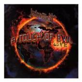 JUDAS PRIEST  - CD TOUCH OF EVIL =LIVE=