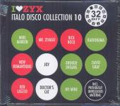 VARIOUS  - CD ZYX ITALO DISCO COLLECTION 10