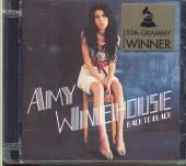 WINEHOUSE AMY  - CD BACK TO BLACK