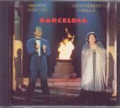 MERCURY FREDDIE  - CD BARCELONA