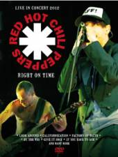 RED HOT CHILI PEPPERS  - DVD RIGHT ON TIME