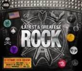 LATEST & GREATEST ROCK / VARIO..  - CD LATEST & GREATEST ROCK / VARIOUS