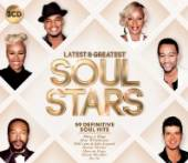 VARIOUS  - 3xCD SOUL STARS - LATEST & GRE
