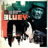 BLUEY  - CD LIFE BETWEEN THE NOTES
