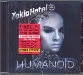 TOKIO HOTEL  - CD HUMANOID