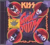KISS  - CD SONIC BOOM