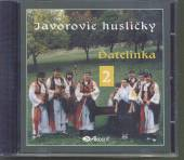 DATELINKA  - CD 02 JAVOROVIE HUSLICKY