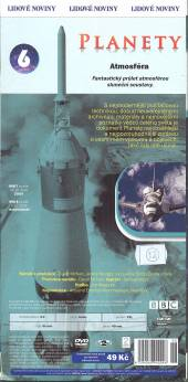 Planety 6 - Atmosféra (The Planets) DVD - supershop.sk