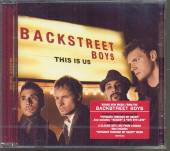 BACKSTREET BOYS  - CD THIS IS US