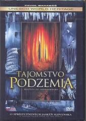FILM  - DVD TAJOMSTVO PODZEMIA