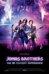 FILM  - 2xDV3 JONAS BROTHERS 3D KONCERT