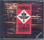 MANOWAR  - CD SING OF THE HAMMER