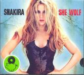 SHAKIRA  - CD SHE WOLF RV