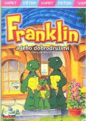 FILM  - DVP FRANKLIN A JEHO DOBRODRUŽSTVÍ DVD