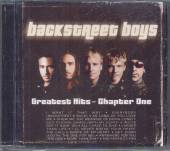 BACKSTREET BOYS  - CD GREATEST HITS: CHAPTER 1