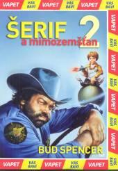 FILM  - DVD Šerif a mimozem..