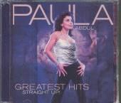 ABDUL PAULA  - CD GREATEST HITS: STRAIGHT UP