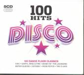 VARIOUS  - 5xCD 100 HITS - DISCO