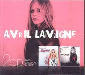 LAVIGNE AVRIL  - 2xCD THE BEST DAMN THING/UNDER MY S