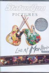 STATUS QUO  - DVD PICTURES : LIVE AT MONTREUX 2009