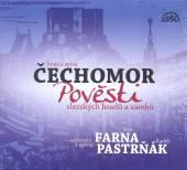 CECHOMOR FARNA EWA A PASTRNAK  - CD POVESTI SLEZSKYCH HRADU A ZAMKU
