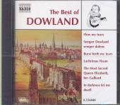 DOWLAND J.  - CD BEST OF DOWLAND