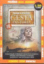 Pochod k vítězství - Cesta do Tokia 5. DVD (March to Victory: Road to Tokyo) - supershop.sk