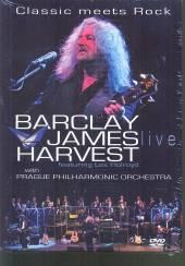 BARCLAY JAMES HARVEST  - DVD CLASSIC MEETS ROCK