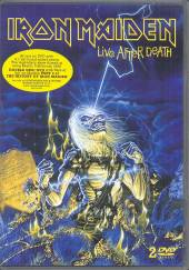IRON MAIDEN  - 2xDVD LIVE AFTER DEATH