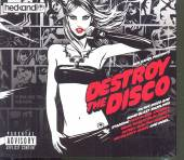 VARIOUS  - CD DESTROY THE DISCO
