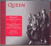 QUEEN  - CD ABSOLUTE GREATEST