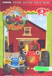 FILM  - DVP Traktor Tom 3 (Tractor Tom) DVD