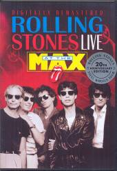ROLLING STONES  - DVD AT THE MAX