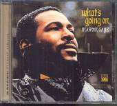 GAYE MARVIN  - CD WHAT'S GOING ON