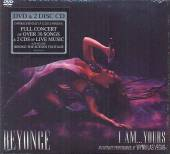 BEYONCE  - 3xCD I AM...YOURS AN INTIMATE PERF