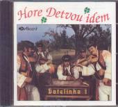 DATELINKA  - CD 01 HORE DETVOU IDEM