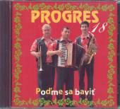 PROGRES  - CD 18 PODME SA BAVIT