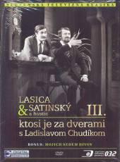 LASICA & SATINSKY  - DVS HOSTIA III /KTOSI JE ZA DVERAMI