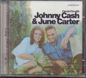 CASH JOHNNY  - CD CARRYIN' ON WITH JOHNNY & JUNE