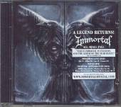 IMMORTAL  - CD ALL SHALL FALL