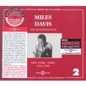 DAVIS MILES  - 2xCD QUINTESSENCE V.2 - NEW..