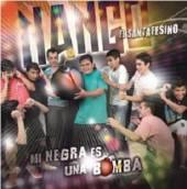EL SANTAFESINO NANGO  - CD MI NEGRA ES UNA BOMBA