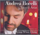 BOCELLI ANDREA  - CD SACRED ARIAS