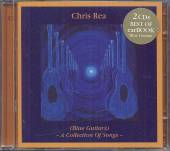 REA CHRIS  - 2xCD BLUE GUITARS: A COLLECTION OF SONGS