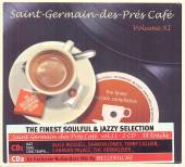 VARIOUS  - 2xCD SAINT GERMAIN CAFE 11